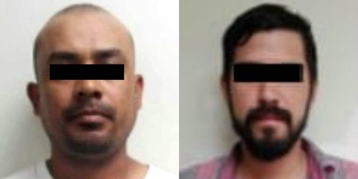 Detienen en Monterrey a dos presuntos secuestradores