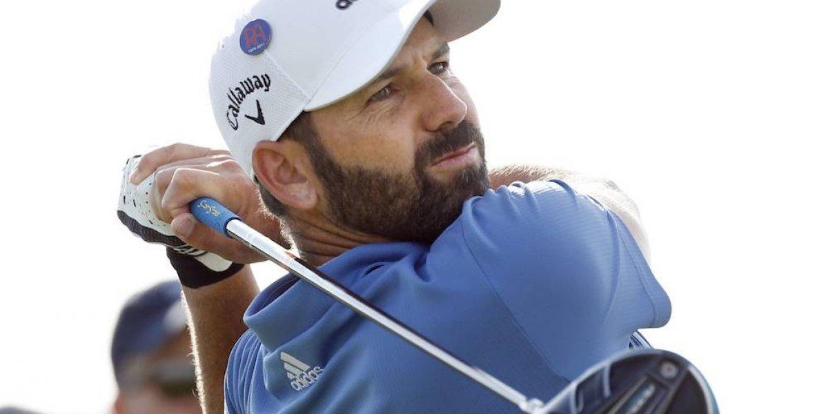 Golfista Sergio García insultó a niño que trató de apoyarlo durante torneo