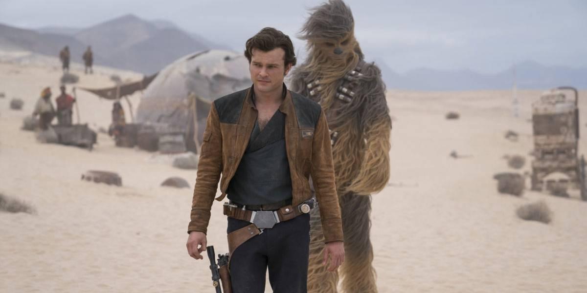 Uma História Star Wars é bastante elogiado pela crítica — Han Solo