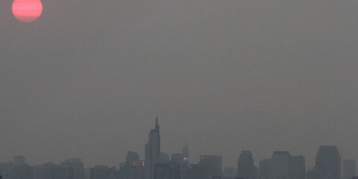 La contaminación del aire nos hace más tontos, según un estudio
