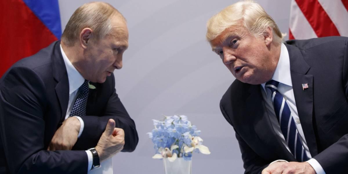 Senadores confirman intervención de Rusia en las elecciones de EU