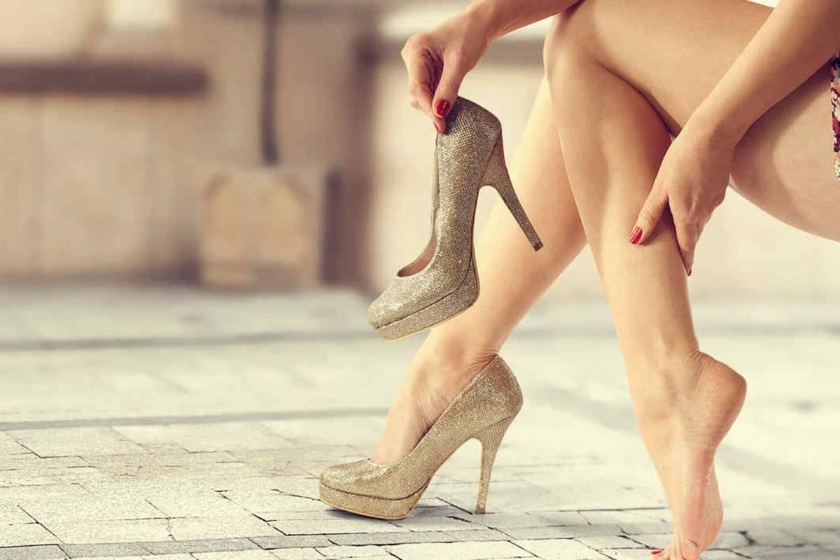 Ocho consejos para que no te duelan los pies al usar tacones  c60daec75253
