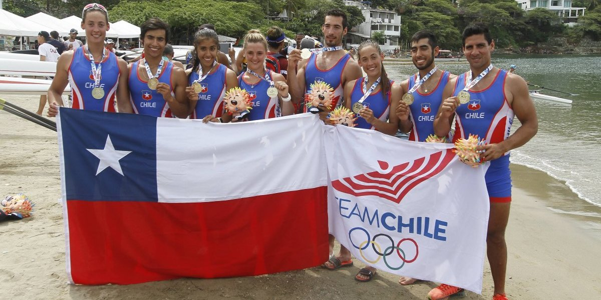 El Team Chile va con todo para hacer historia en los Juegos Suramericanos de Cochabamba
