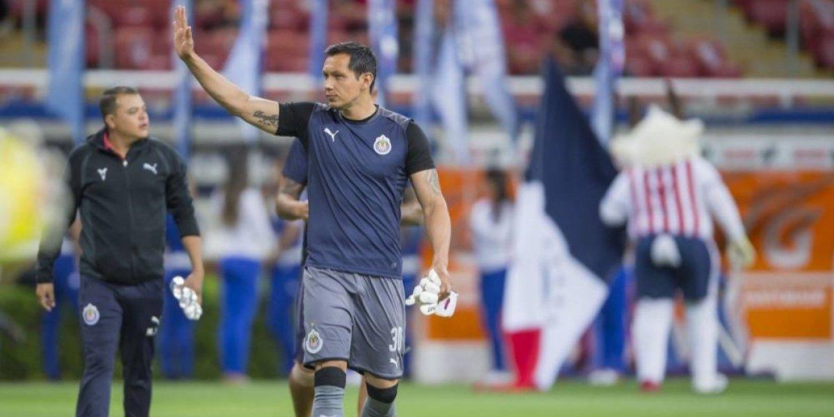 Rodolfo Cota se va de Chivas y jugará para León