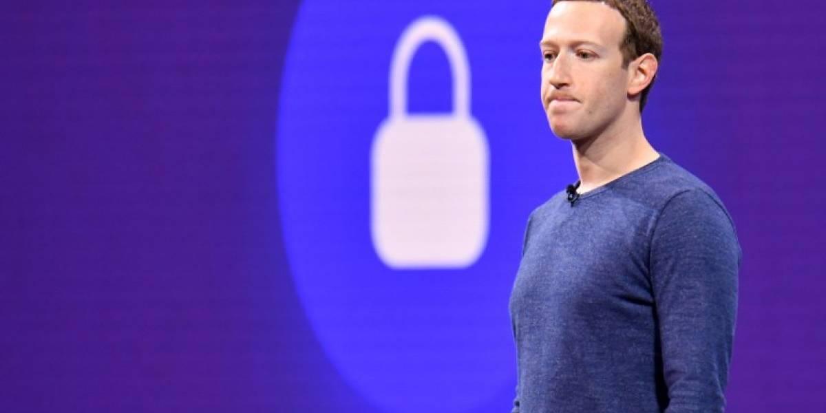 Zuckerberg acepta reunirse con diputados europeos en Bélgica