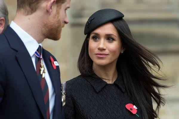 Meghan Markle e Principe Harry Casamento Real