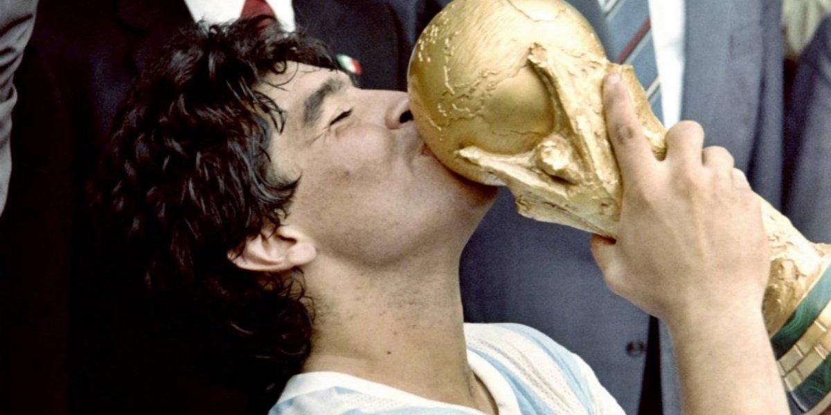 Diego Armando Maradona también tendrá su serie biográfica