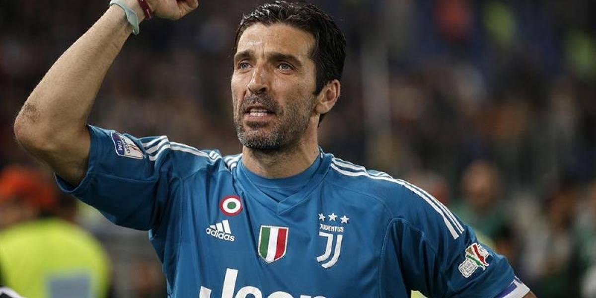 Gianluigi Buffon anunciará su retiro este jueves