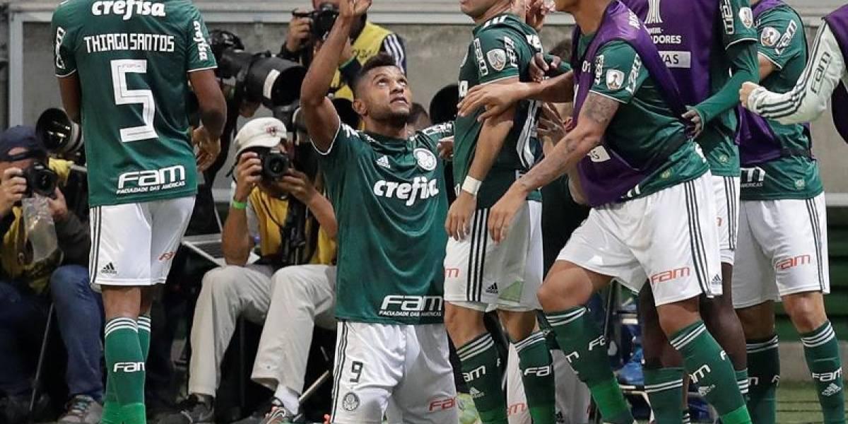 ¿Por qué no celebró Miguel Ángel Borja su triplete ante el Junior de Barranquilla?