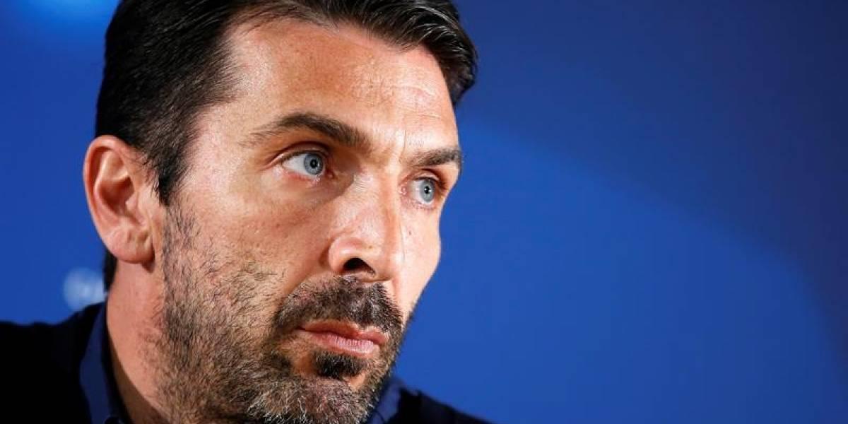 Buffon, la leyenda de la portería italiana dice adiós a Juventus y selección