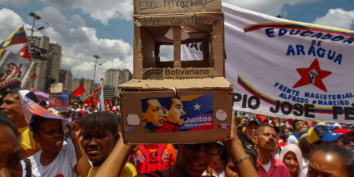"""Elecciones en Venezuela: """"Los resultados ya están, faltan los votos"""", dicen los venezolanos"""