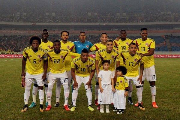 Fecha de partido amistoso Colombia vs Egipto