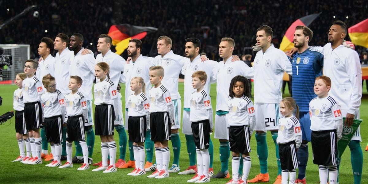 Alemania, con las mayores posibilidades de salir campeón del mundo
