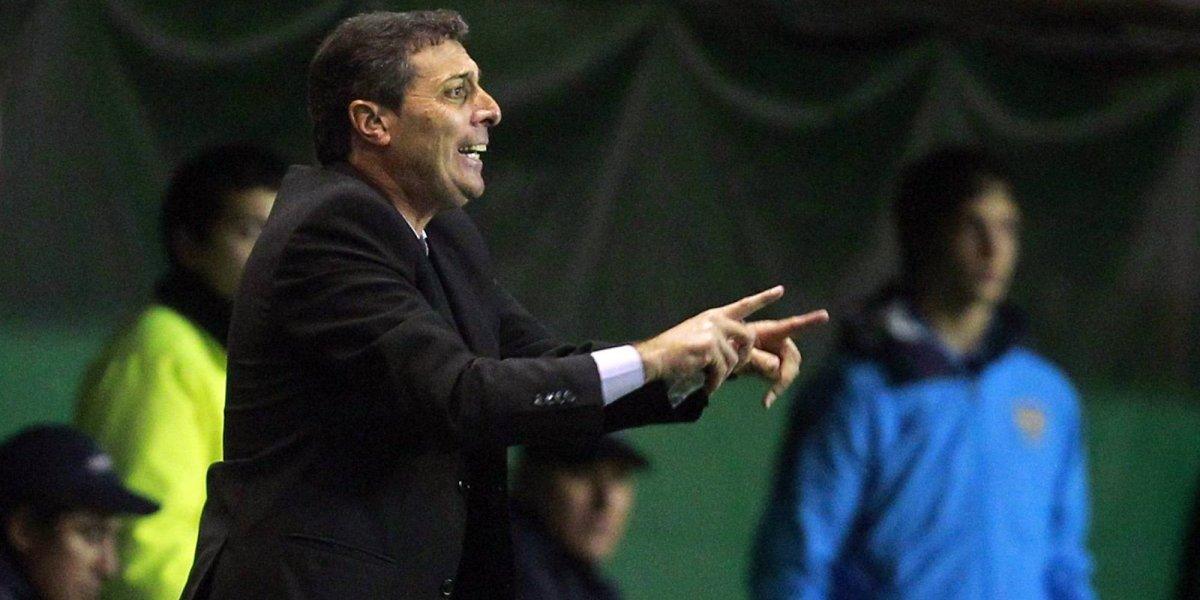 Frank Darío Kudelka se desvinculó de Talleres y se deja querer entre la U y Emelec