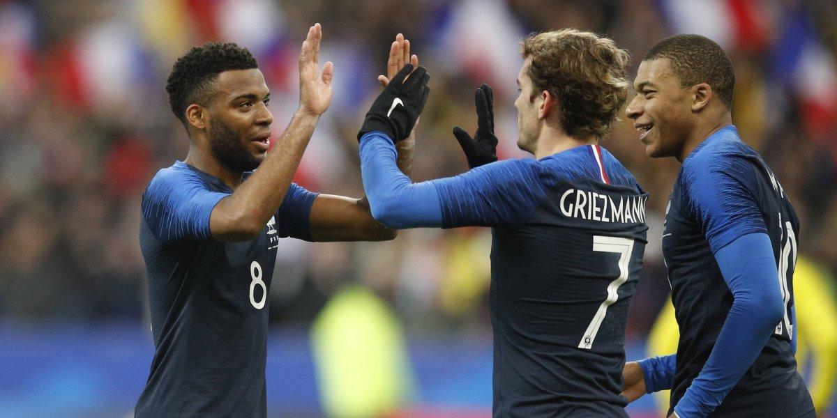 Sin Payet, Lacazette ni Martial: la sorpresiva nómina de Francia para el Mundial de Rusia 2018