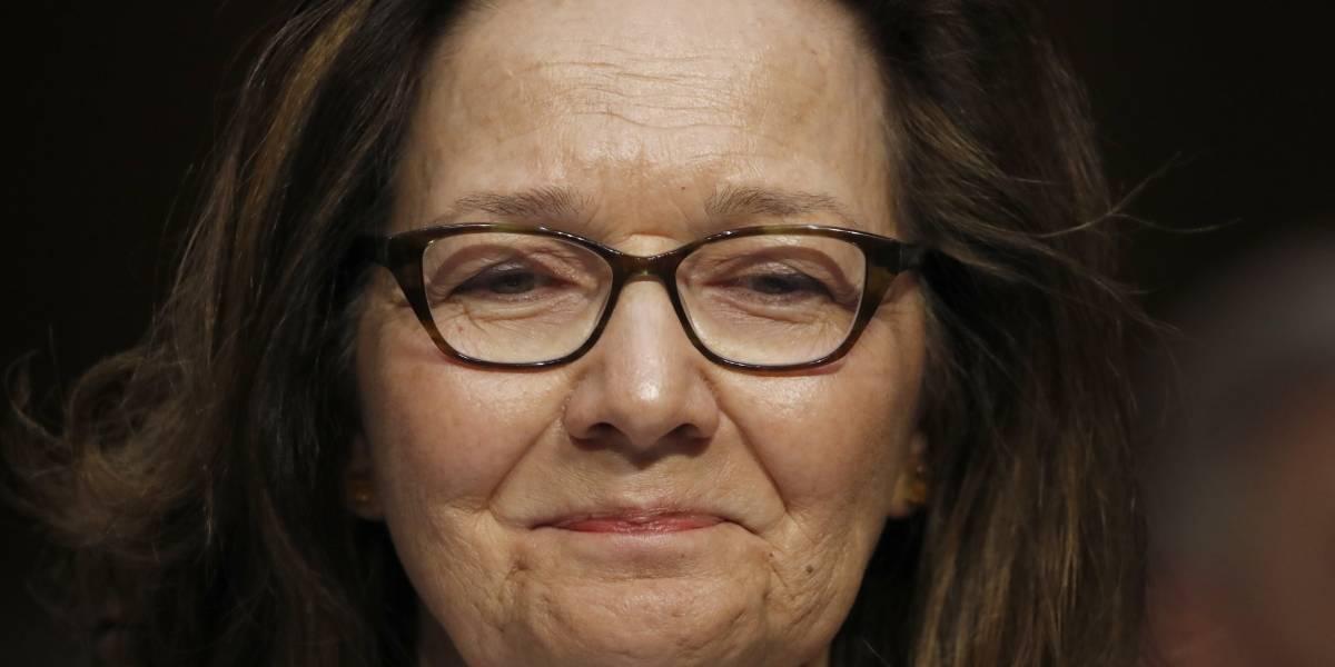 Senado de EU confirma a Gina Haspel como primera mujer para dirigir la CIA