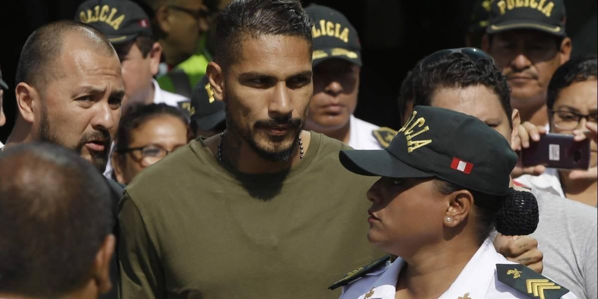 Gobierno peruano iniciará una demanda en el Tribunal Federal de Suiza para anular la sanción a Paolo Guerrero