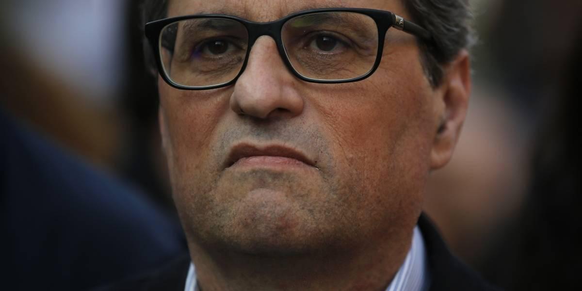 Quim Torra toma posesión como nuevo presidente de Cataluña