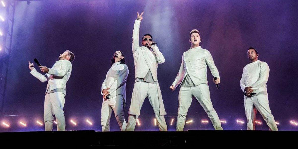 Backstreet Boys lanzan nuevo sencillo y video