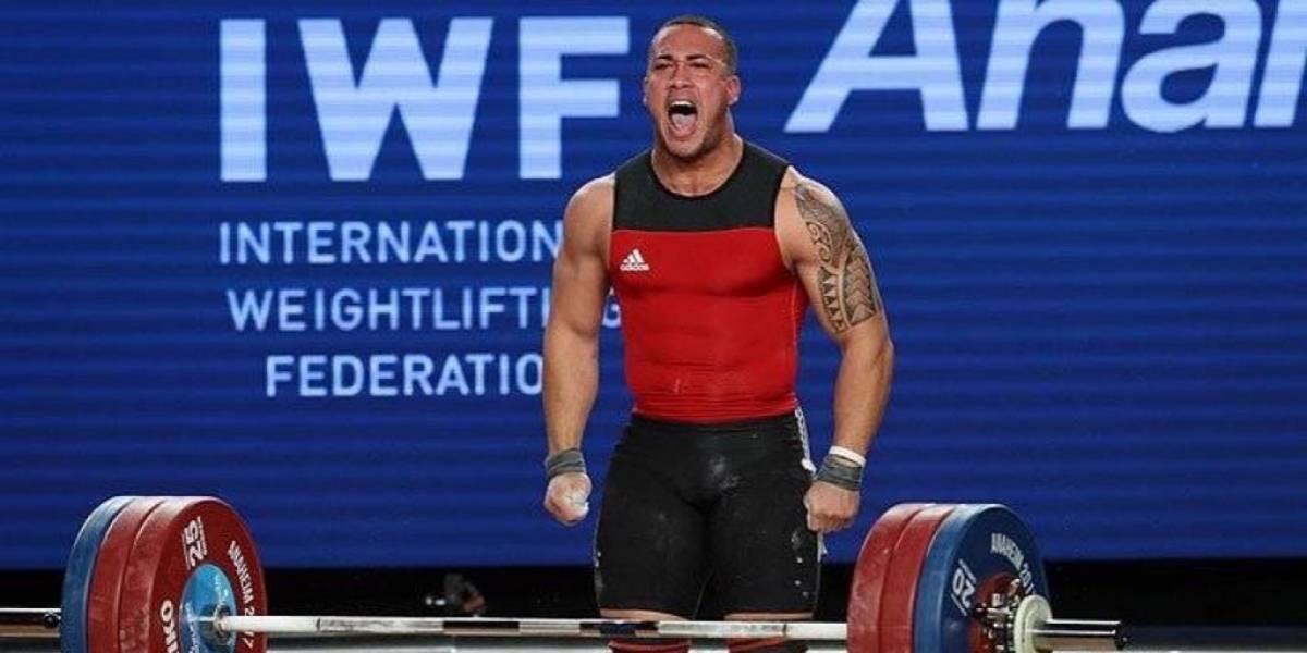 Arley Méndez brilló en Panamericano de levantamiento de pesas al conseguir triple oro