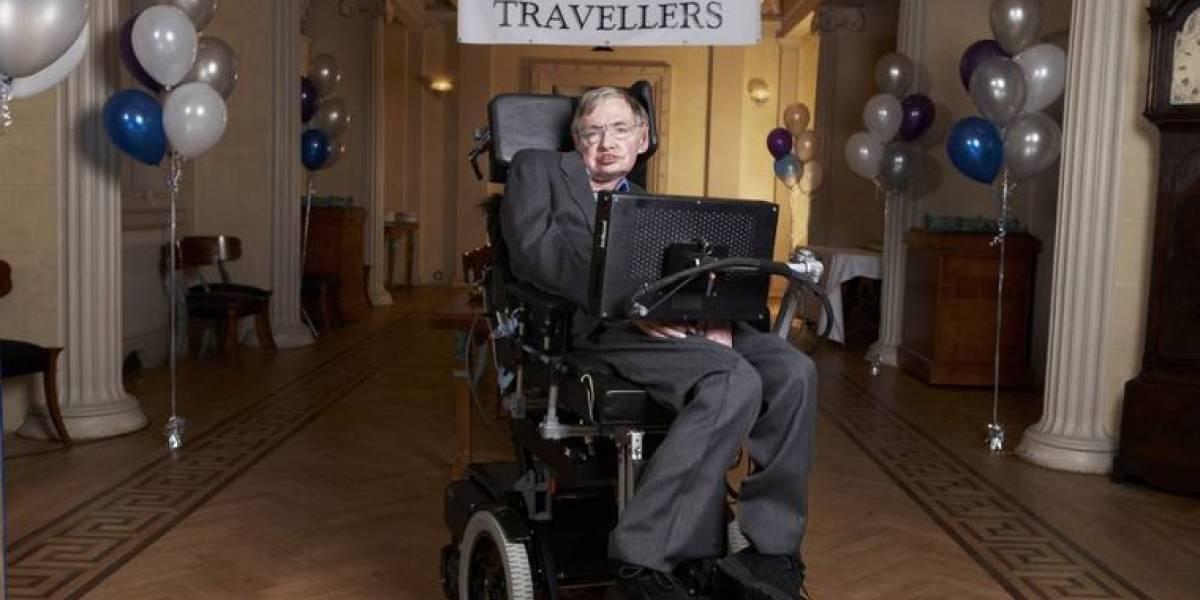 ¿Habrán viajeros del tiempo en el homenaje póstumo a Stephen Hawking?