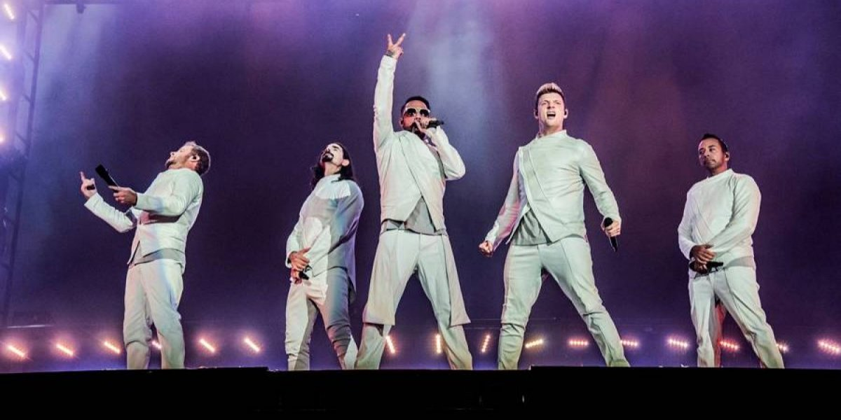 "VIDEO. ""Don't Go Breaking My Heart"", el nuevo sencillo de los Backstreet Boys"
