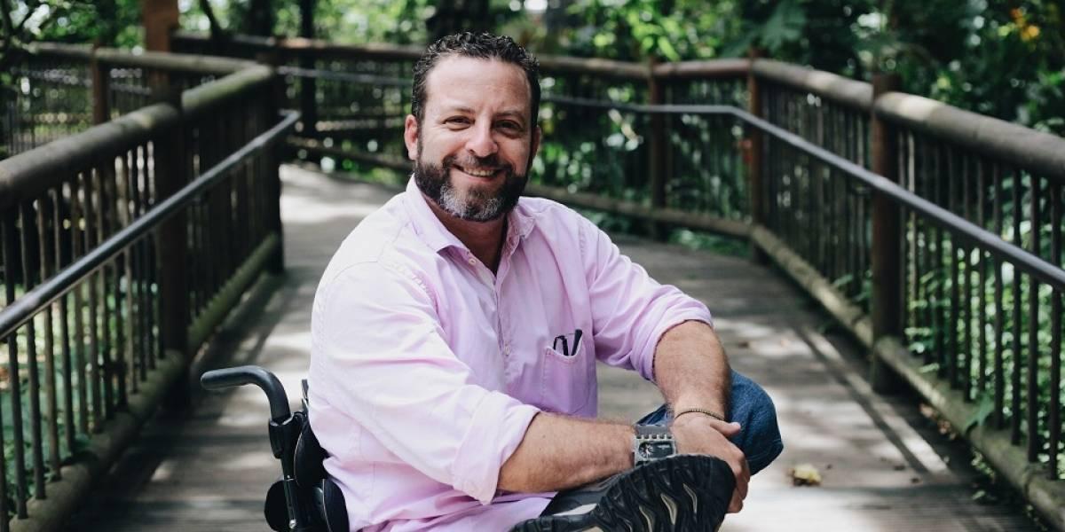 """""""La discapacidad es una condición, no es una enfermedad ni es incapacidad"""": Berny Bluman"""