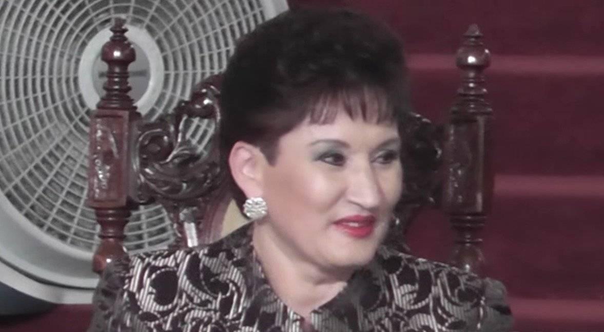 Exfiscal general Thelma Aldana. Foto: Publinews