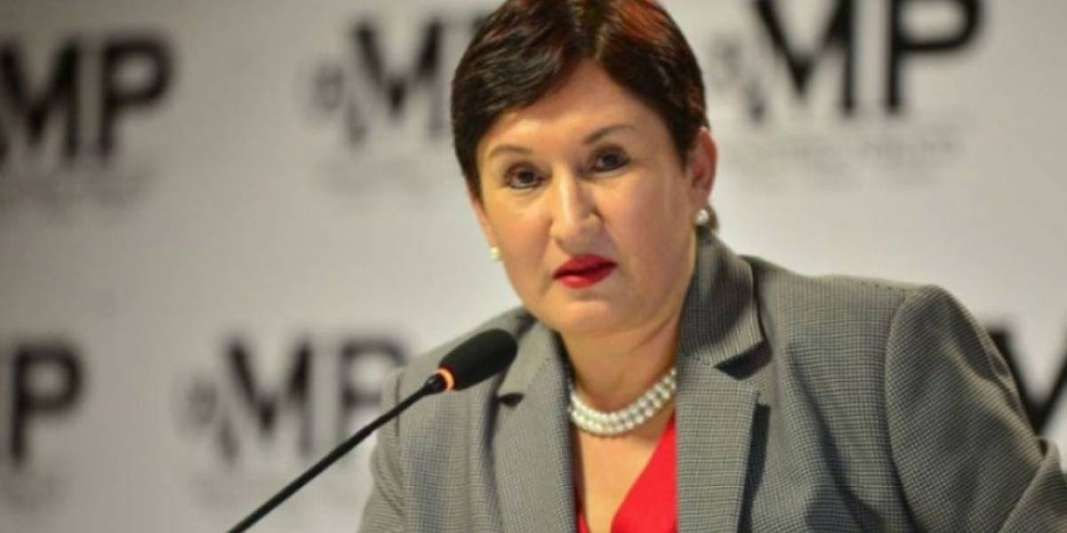 """Embajada de EE. UU. resalta a Thelma Aldana como """"socia valiosa"""" para combatir la corrupción"""