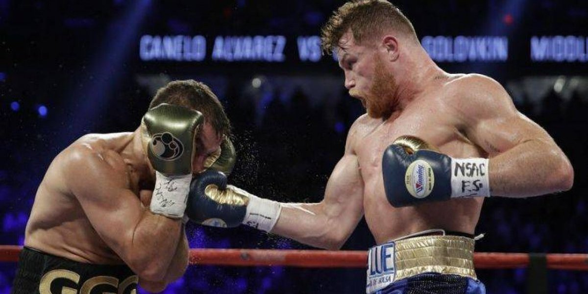 'Canelo' cae de la cima de la lista de boxeadores más redituables