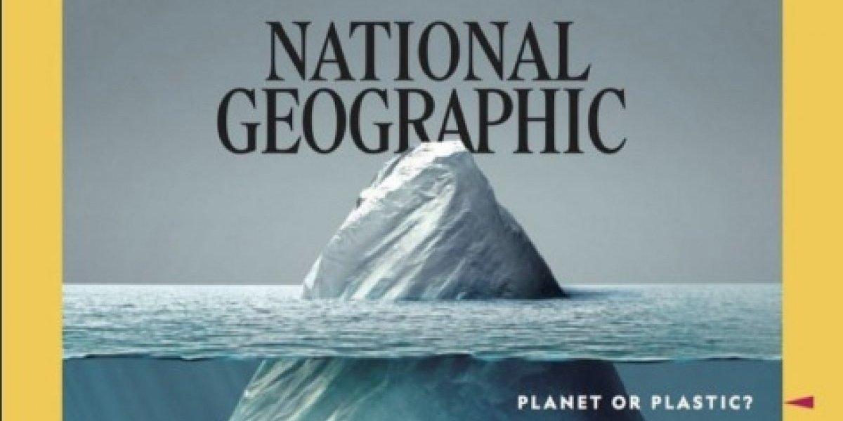 """La espectacular portada de """"National Geographic"""" que triunfa en redes sociales"""