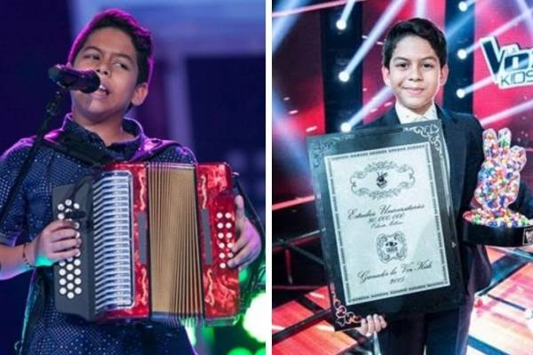 Luis Mario, ganador
