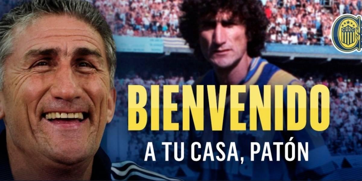 Bauza vuelve a Rosario Central — Es oficial