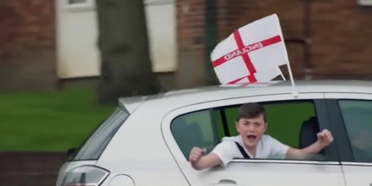 La épica manera en la que Inglaterra presentó su lista de 23