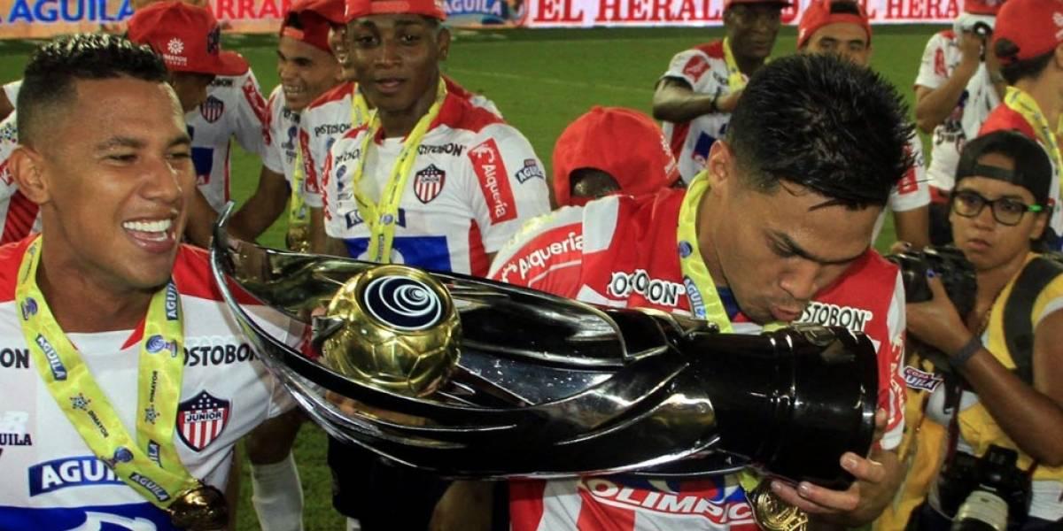 Aparecieron las copas extraviadas en varios equipos del fútbol colombiano