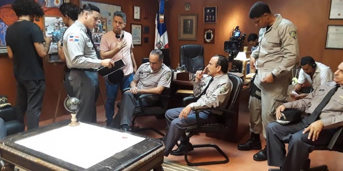 Culmina rodaje película Cartas de un sicario, del director Pedro Urrutia