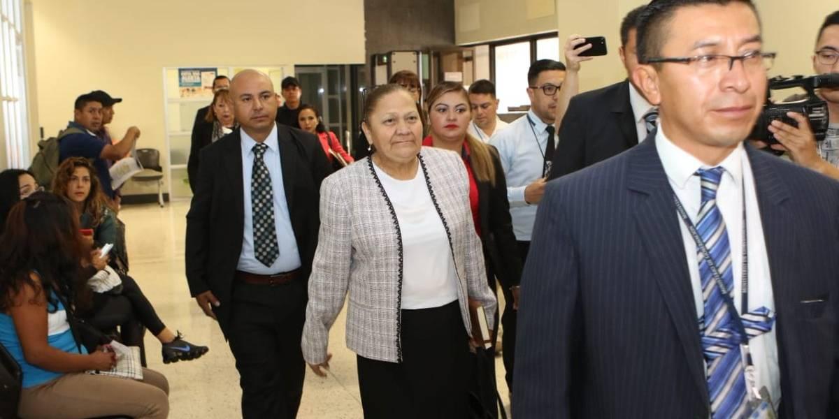Nueva fiscal general de Guatemala anuncia reunión con jefe de la CICIG