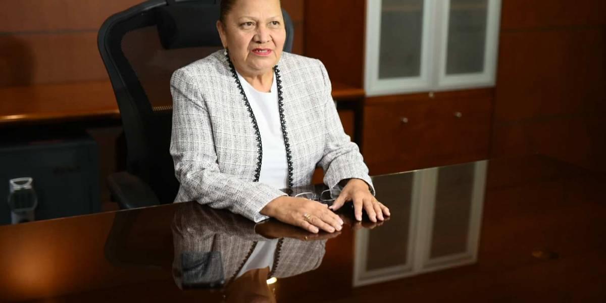 """Con llamado a la unidad para lograr """"la Guatemala que todos queremos"""", Porras asume como Fiscal General"""