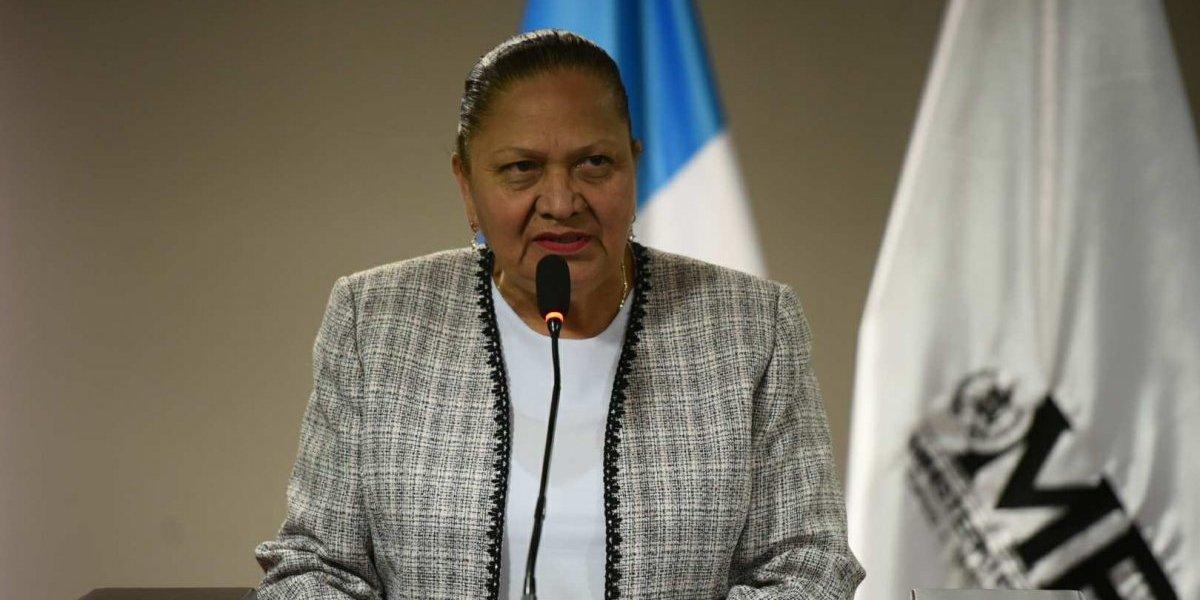 Fiscal general Consuelo Porras da a conocer quiénes integrarán su equipo de trabajo