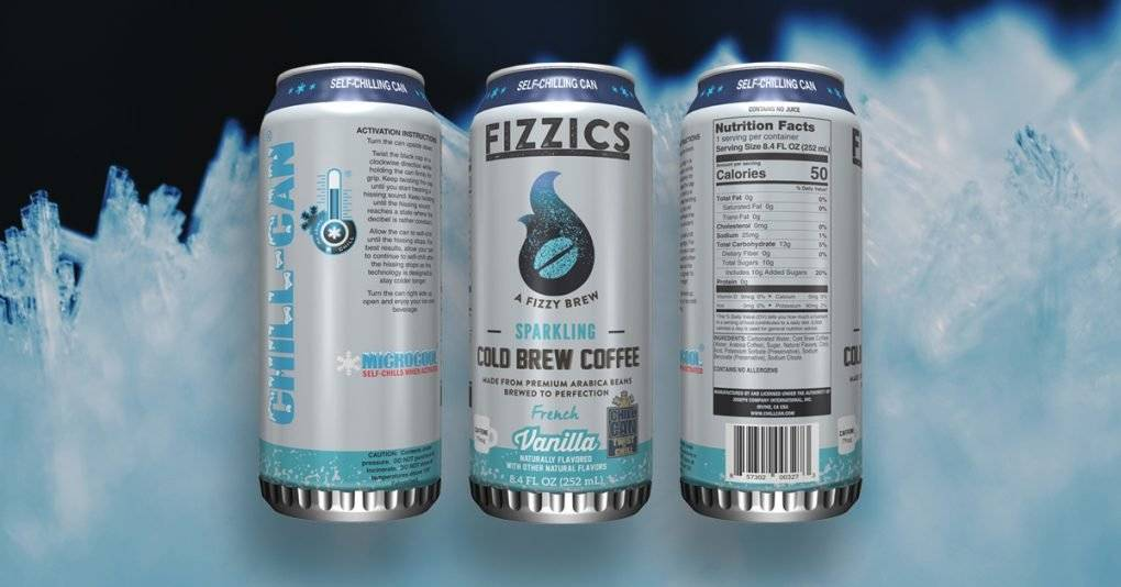 Esta lata tendrá siempre una bebida fría lista para ti cuando decidas abrirla