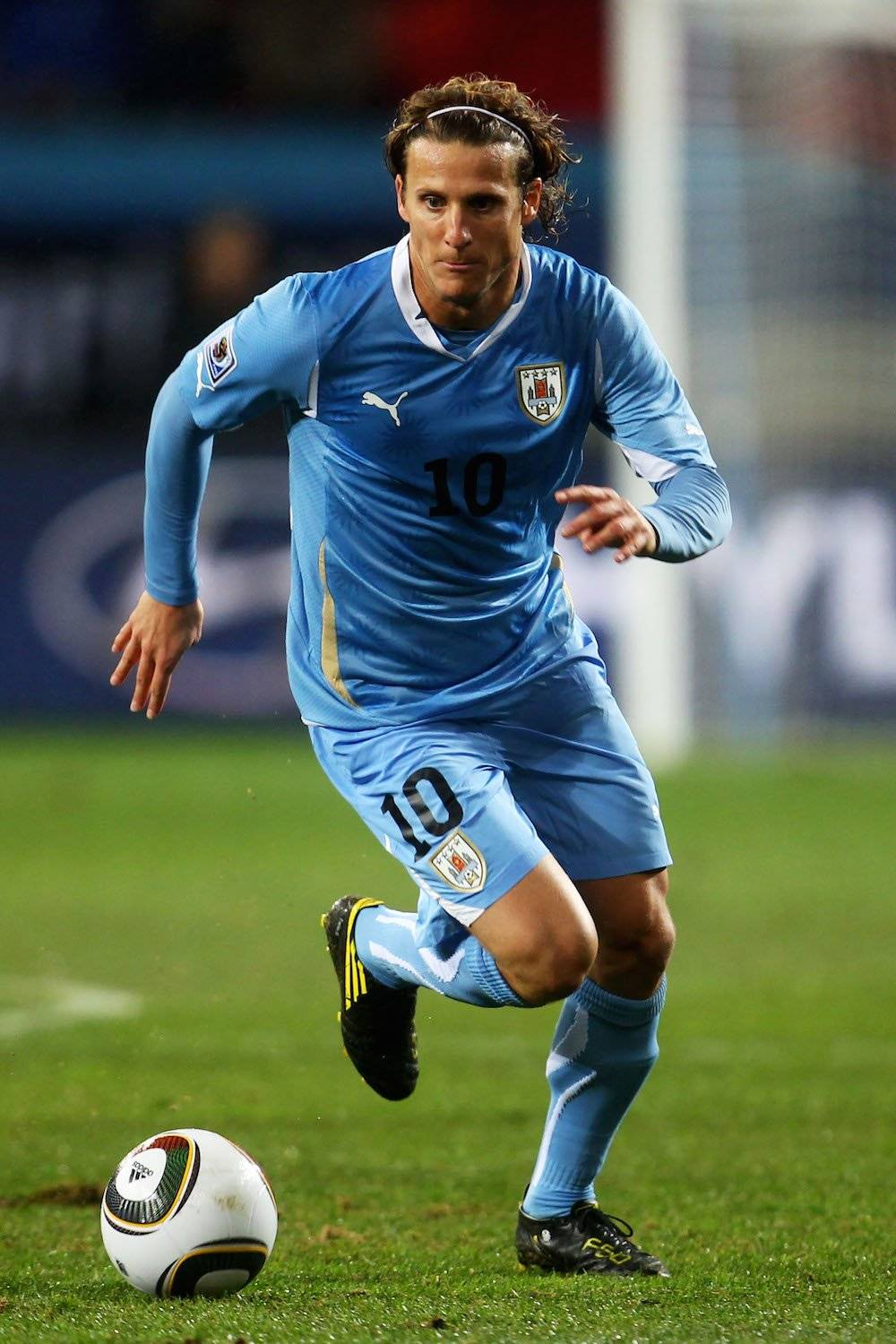 Diego Forlán / Getty Images