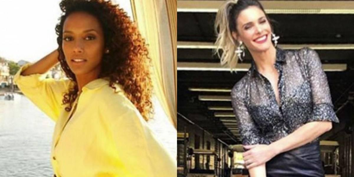 Taís Araújo substitui Fernanda Lima no comando do reality Popstar