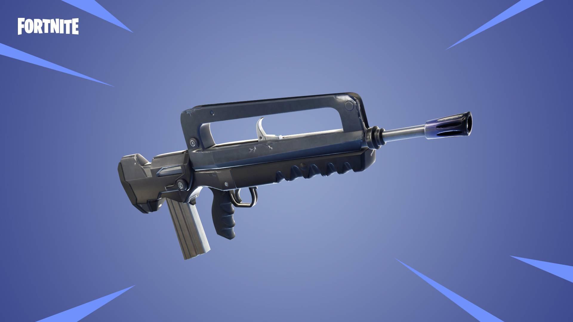 Fortnite Rifle