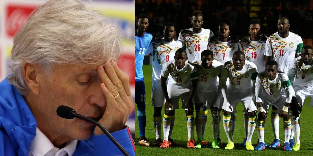 Senegal revela a sus 23 jugadores que viajarán a Rusia 2018