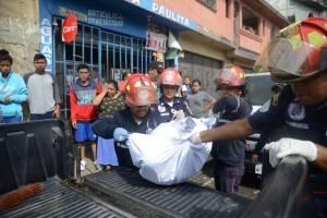 hombre localizado muerto en Ciudad Peronia