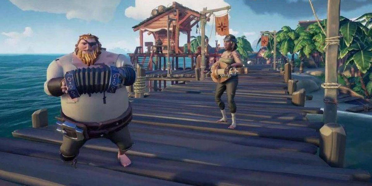 Sea of Thieves: una historia de piratas digna de Rare