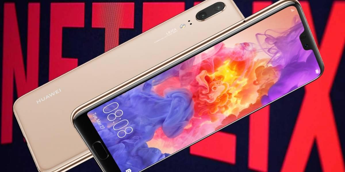 Netflix con HDR llega al Huawei P20, Mate 10 Pro y Xperia XZ2