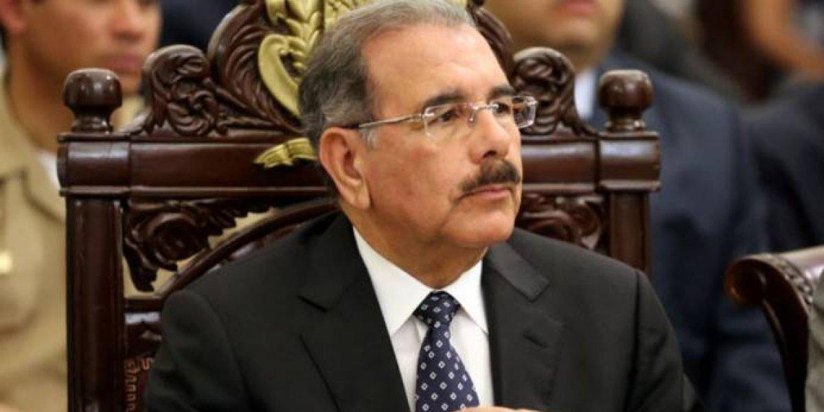 El padre del presidente Medina sale de cuidados intensivos