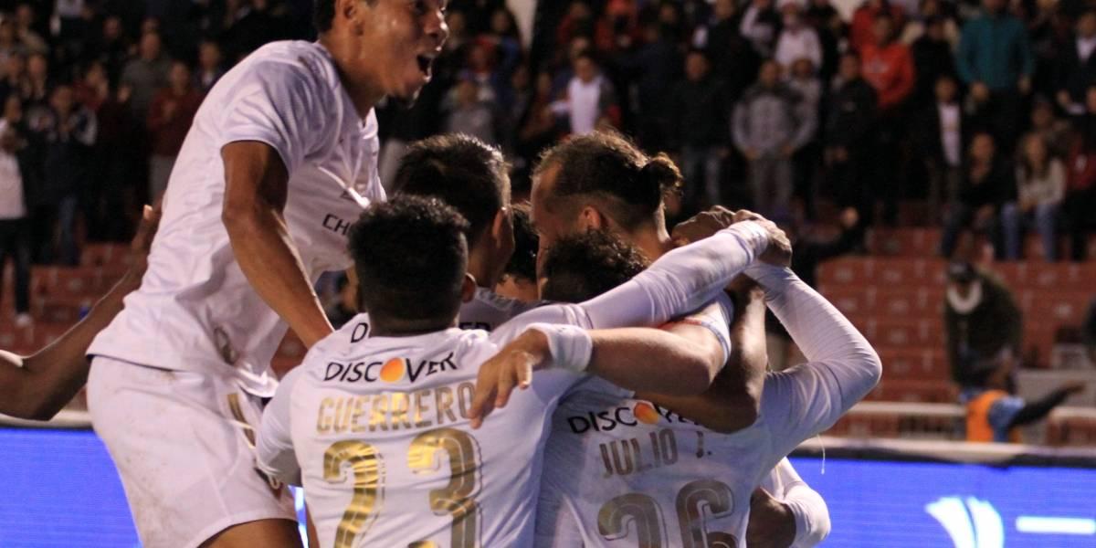 Precios de las entradas para el partido entre El Nacional vs. Liga de Quito