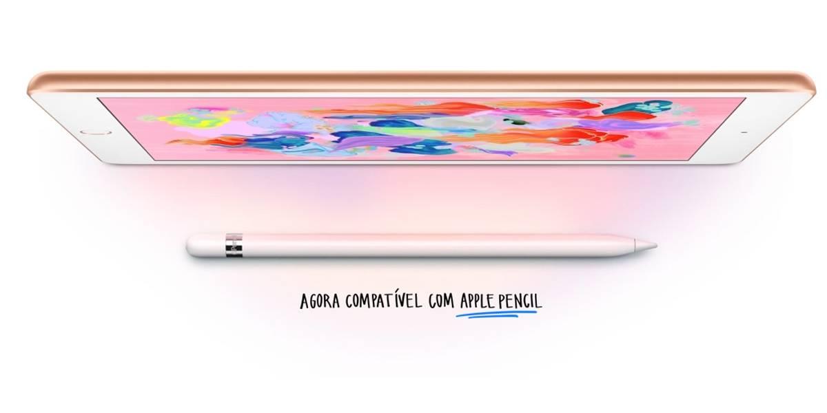 Com lápis inteligente, novo iPad promete substituir seu computador pessoal (e muito mais)